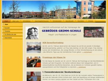 Gebrüder Grimm Schule Lingen
