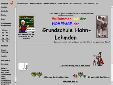 Grundschule Hahn-Lehmden