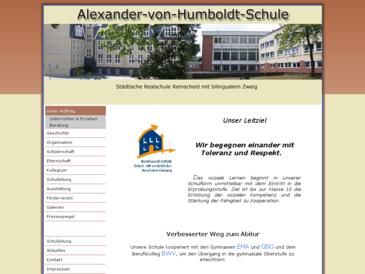 Alexander von Humboldt Realschule Remscheid