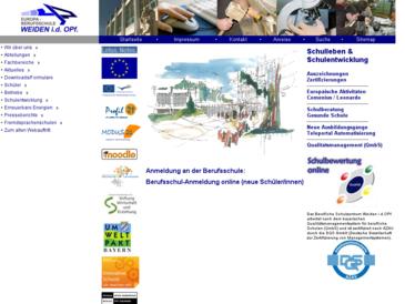 Europa-Berufsschule Weiden