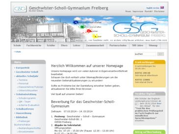 Geschwister-Scholl-Gymnasium Freiberg