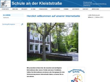 Schule an der Kleiststraße
