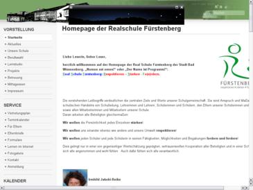 Realschule Fürstenberg