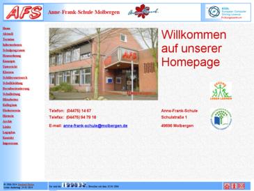 Anne-Frank-Schule Molbergen