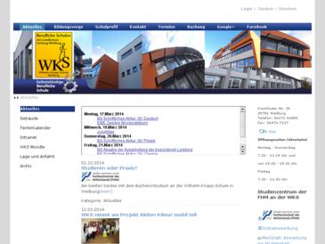 Wilhelm-Knapp-Schule Weilburg
