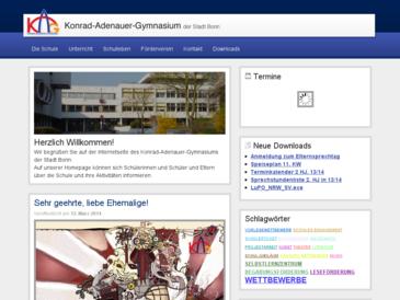 Konrad-Adenauer-Gymnasium der Stadt Bonn