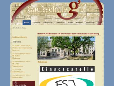 Gaußschule Gymnasium am Löwenwall
