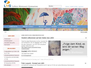 Städtisches Leibniz-Montessori-Gymnasium düsseldorf