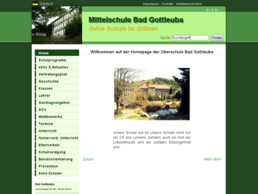 Mittelschule Bad Gottleuba