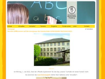 Gemeinsame Musterschule Freidberg