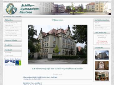 Schiller-Gymnasium-Bautzen