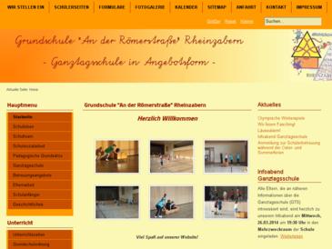 """Grundschule """"An der Römerstraße"""" Rheinzabern"""