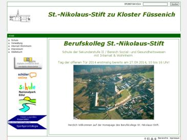 Berufskolleg St.-Nikolaus-Stift