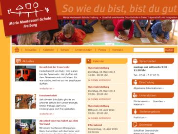 Maria Montessori-Schule Freiburg