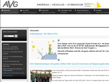 Andreas-Vesalius-Gymnasium Wesel