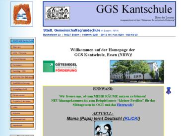GGS Kantschule - Gemeinschaftsgrundschule