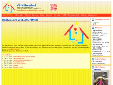 Volksschule Kühnsdorf - Ljudska šola Sinča vas