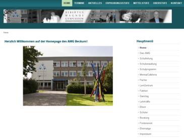 Albertus-Magnus-Gymnasium Beckum