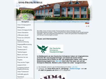 Anne-Frank-Schule Bargteheide