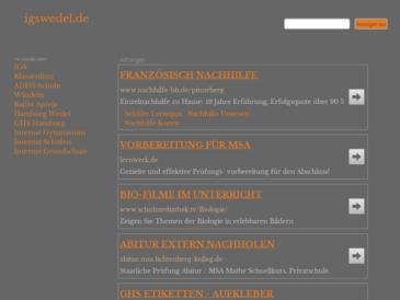 Gebrüder-Humboldt-Schule Wedel