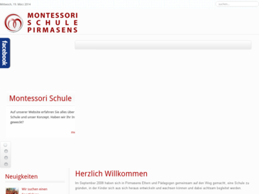 Montessori Schule Pirmasens - Staatlich genehmigte Grundschule (Ersatzschule) in