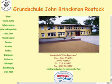 Grundschule John Brinckman