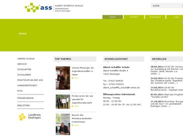 albert-schaeffle-schule.de