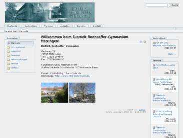 DBG Metzingen