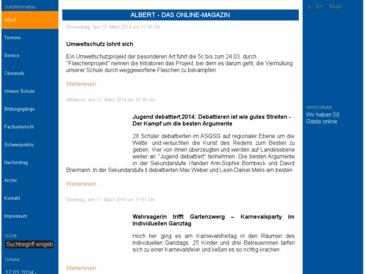 Gechwister-Scholl-Gymnasium Marl