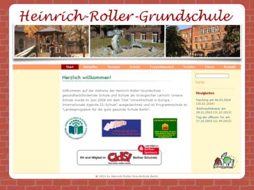 Heinrich-Roller-Grundschule Berlin