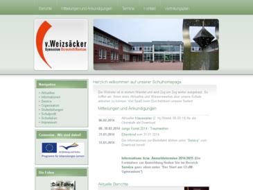 Carl-Friedrich-von-Weizsäcker-Gymnasium