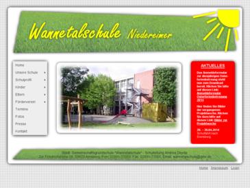 Wannetalschule Niedereimer