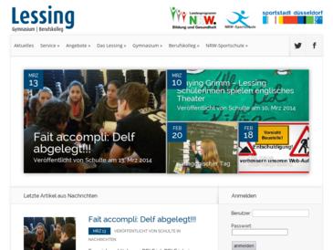 Lessing-Gymnasium und -Berufskolleg Düsseldorf