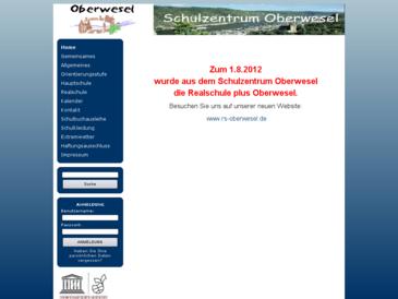 Schulzentrum Oberwesel