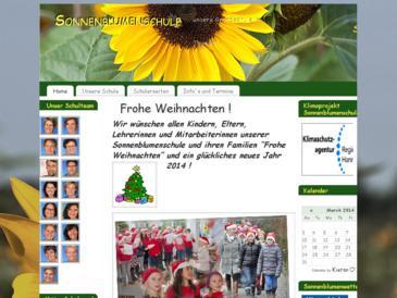 Sonnenblumenschule - Grundschule Thönse