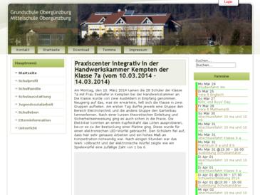 Grundschule und Mittelschule Obergünzburg