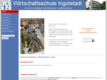 Wirtschaftsschule Ingolstadt
