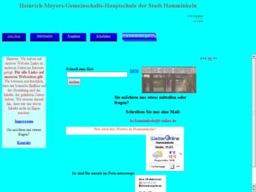 Heinrich-Meyers-Gemeinschafts-Hauptschule der Stadt Hamminkeln