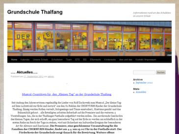 Grundschule Thalfang