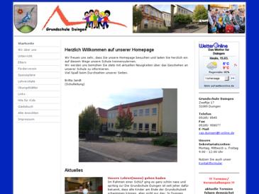 Verlässliche Grundschule Duingen