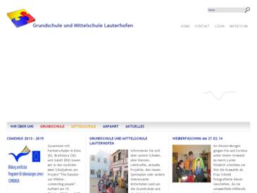 Grundschule und Mittelschule Lauterhofen