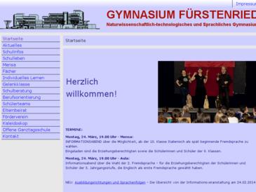 Gymnasium Fürstenried