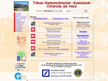 Tilman-Riemenschneider-Gymnasium