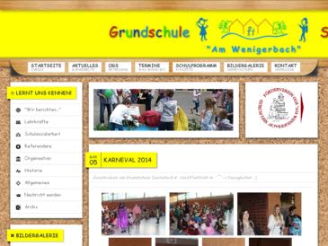 Grundschule Seelscheid Am Wenigerbach