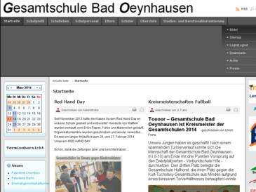 Gesamtschule Bad Oeynhausen