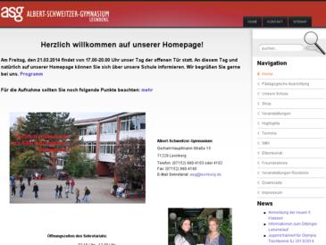 Albert-Schweitzer-Gymnasium Leonberg