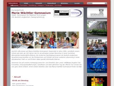 Maria-Wächtler-Gymnasium Essen