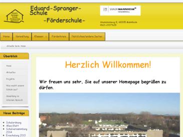 Eduard-Spranger-Schule Förderschule