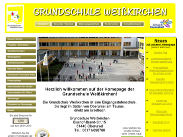 Grundschule Weißkirchen