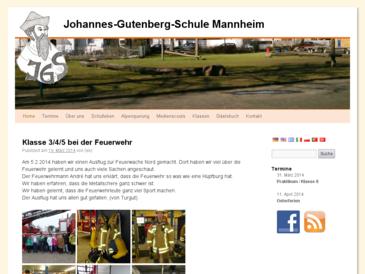 Johannes-Gutenberg-Schule Mannheim